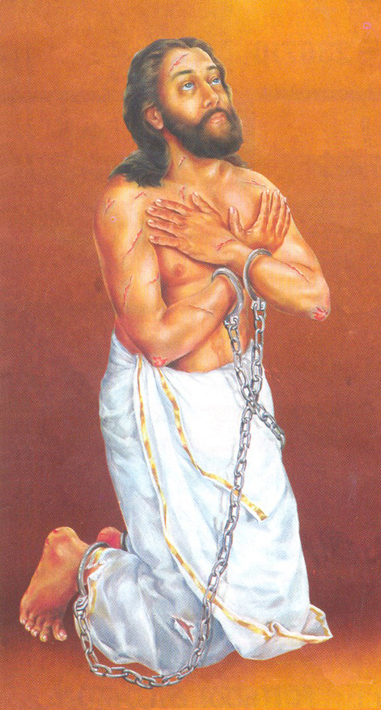 Blessed Devasahayam Pillai