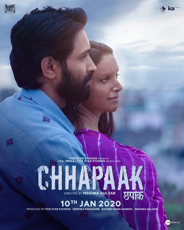 Chapaak, Deepika Padukone