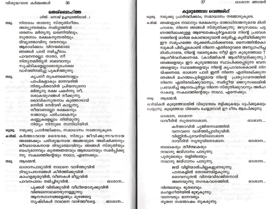 Palm Sunday Liturgy, Syromalabar Rite_Page_09