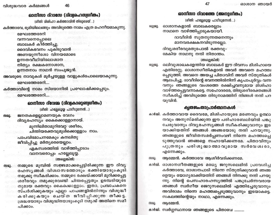 Palm Sunday Liturgy, Syromalabar Rite_Page_14