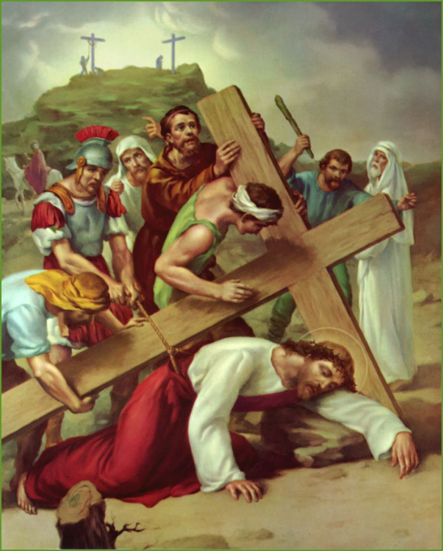 Way of the Cross - Station 09