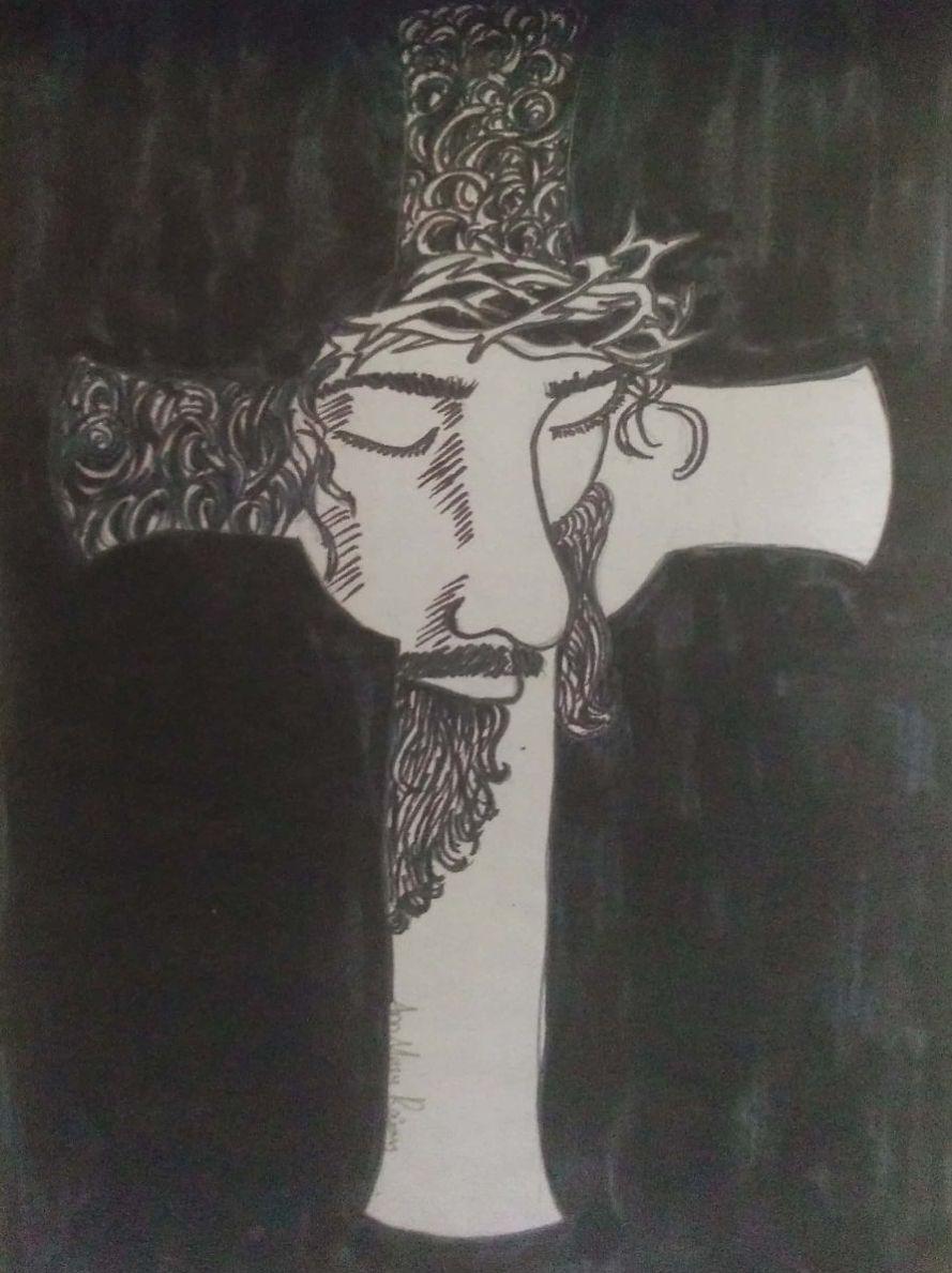Drawing by Ann Mary Rajan 01