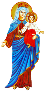 Mother Mary PNG
