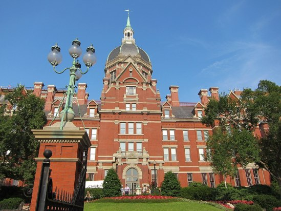 Johns Hopkins University Historic Dome