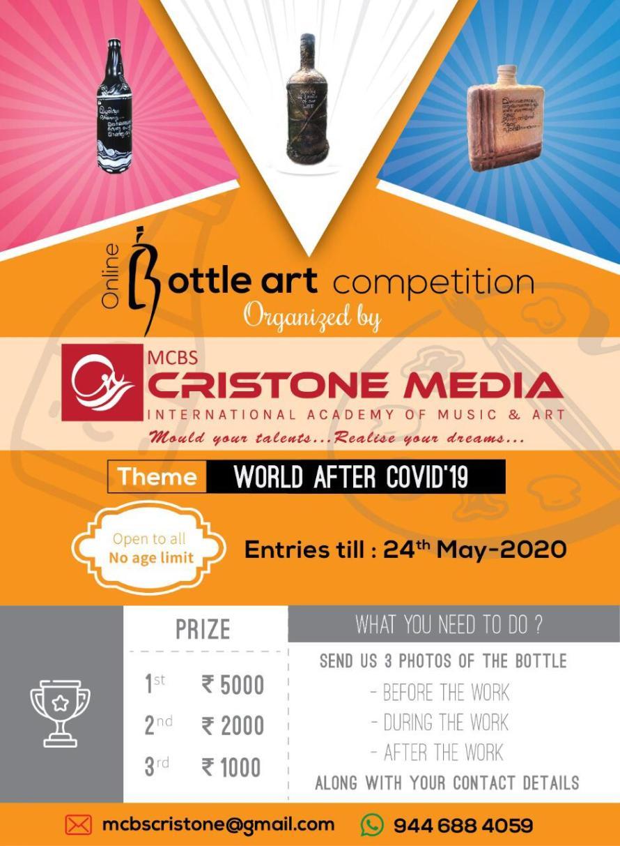 Bottle Art Competition