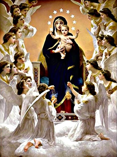 Mary of Glories