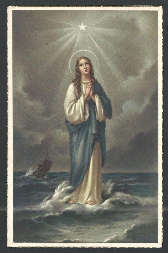 Ave Maris Stella- Hail Star of the Sea