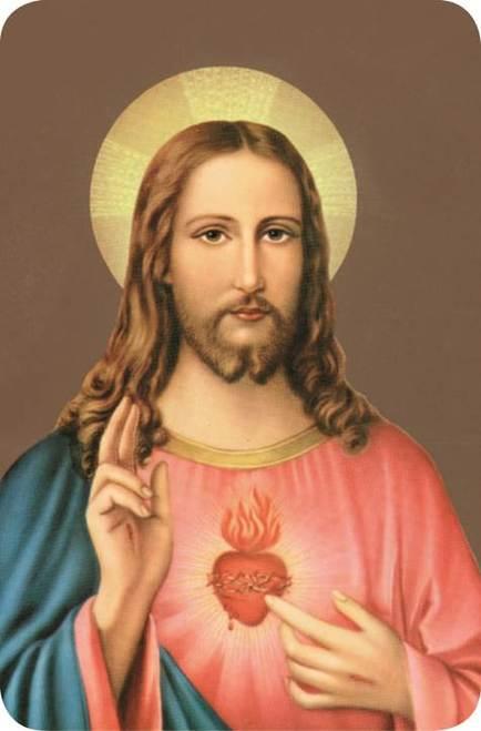 Sacred Heart of Jesus 33