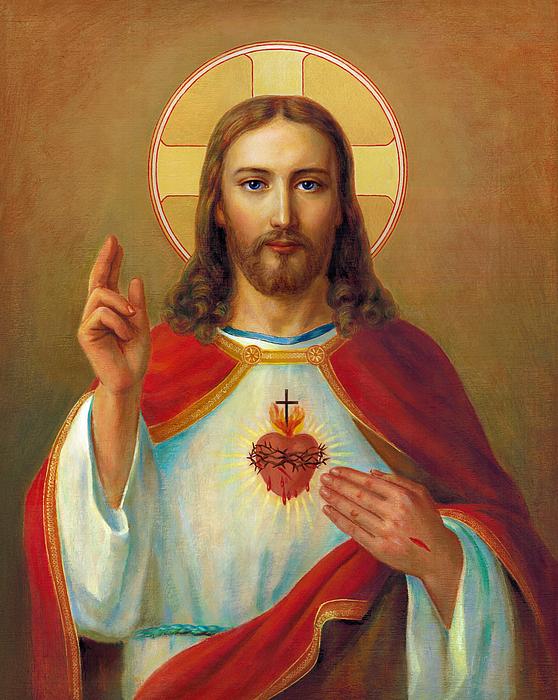 Sacred Heart of Jesus 50