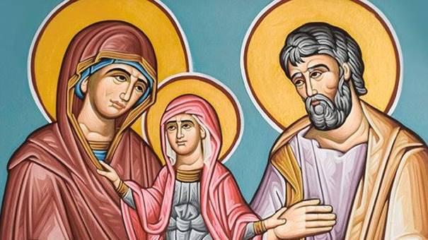 അനുദിന വിശുദ്ധർ (Saint of the Day) July 26th – Sts. Joachim & Anne