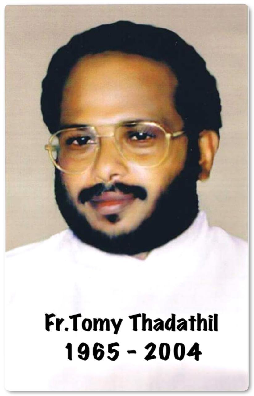 Fr Tomy Thadathil (1965-2004)