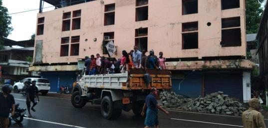 People Rescued from Kuttanadu (2)