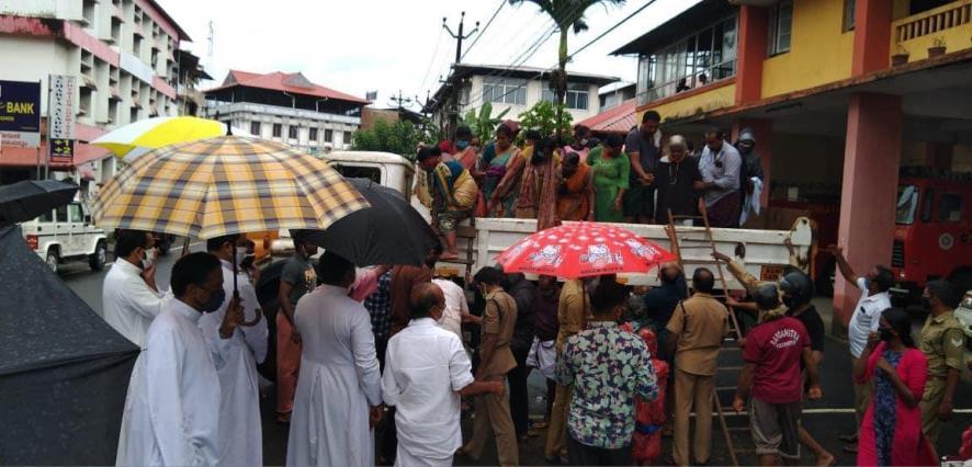 People Rescued from Kuttanadu (3)