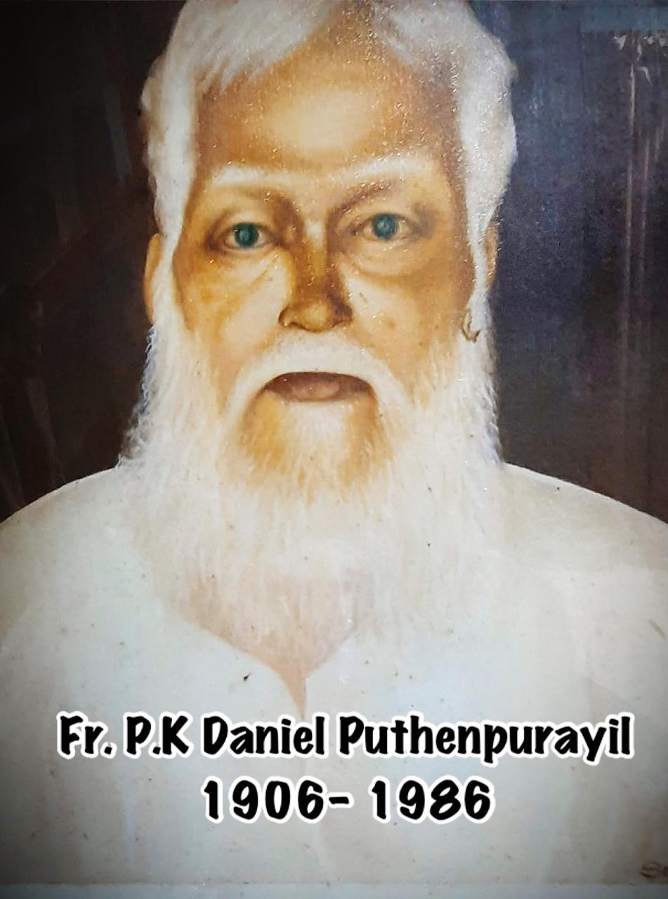 Fr P. K. Daniel Puthenpurayil (1906 - 1986)