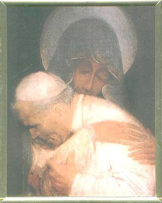 pope-john-paul-ii-mother-mary