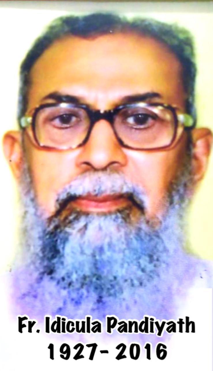 Fr Idicula Pandiyath (1927-2016)