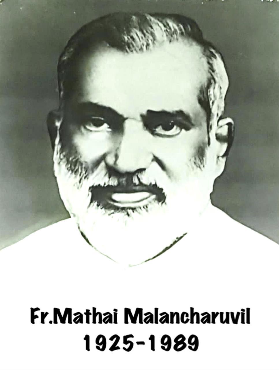 Rev. Fr Mathai Malancharuvil