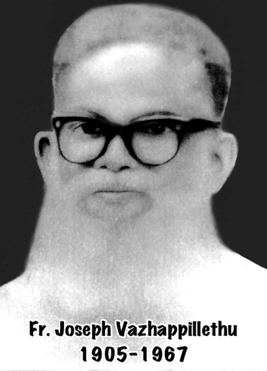 Rev. Fr Thomas Vazhappillethu (1905-1967)