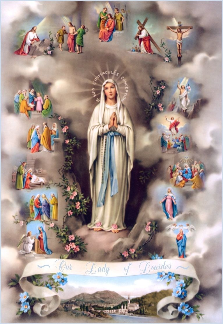 Mother of Lourdes