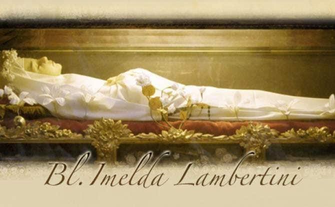Blessed Imelda Lambertini