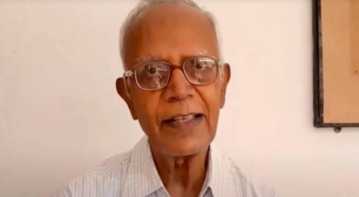 Rev. Fr Stan Swami SJ