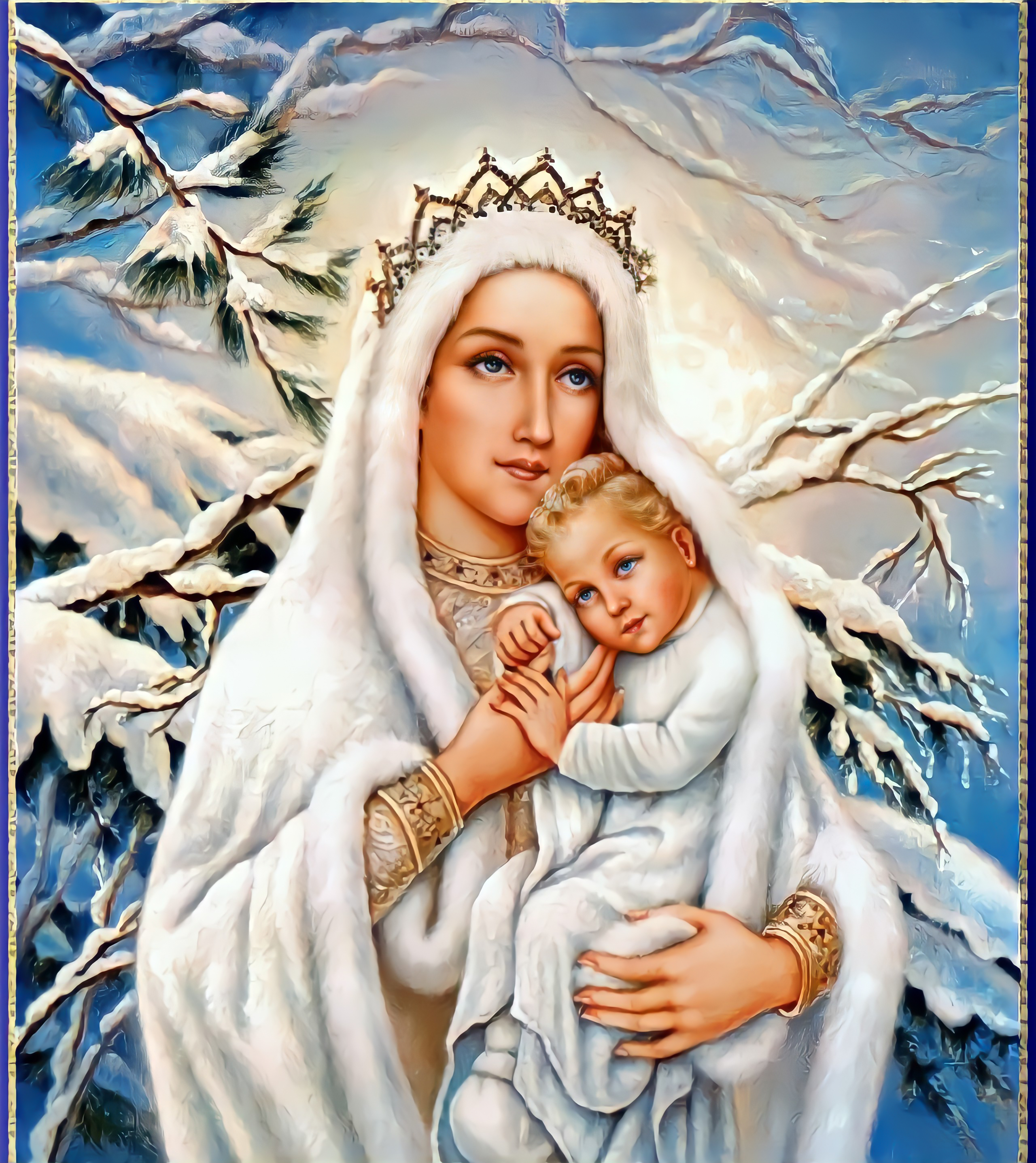 Our Lady of Snows, August 5