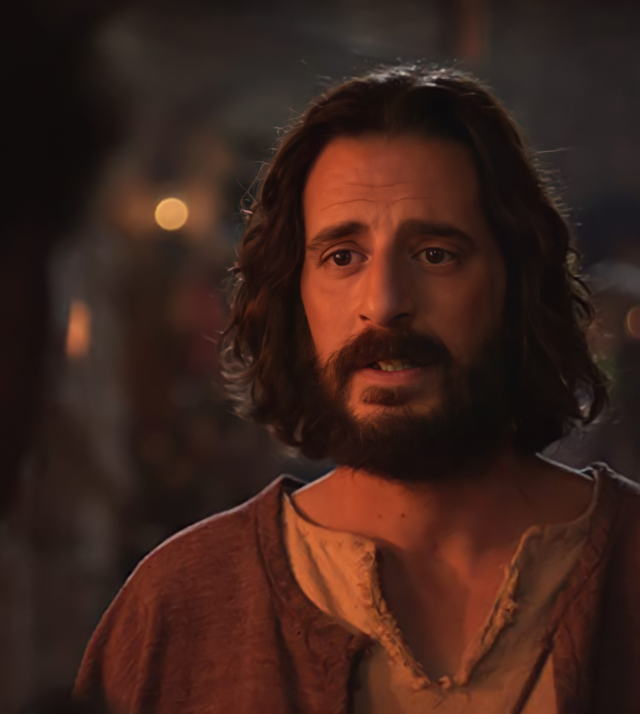 """Jesus Christ, HD Image from """"The Chosen"""" Series"""