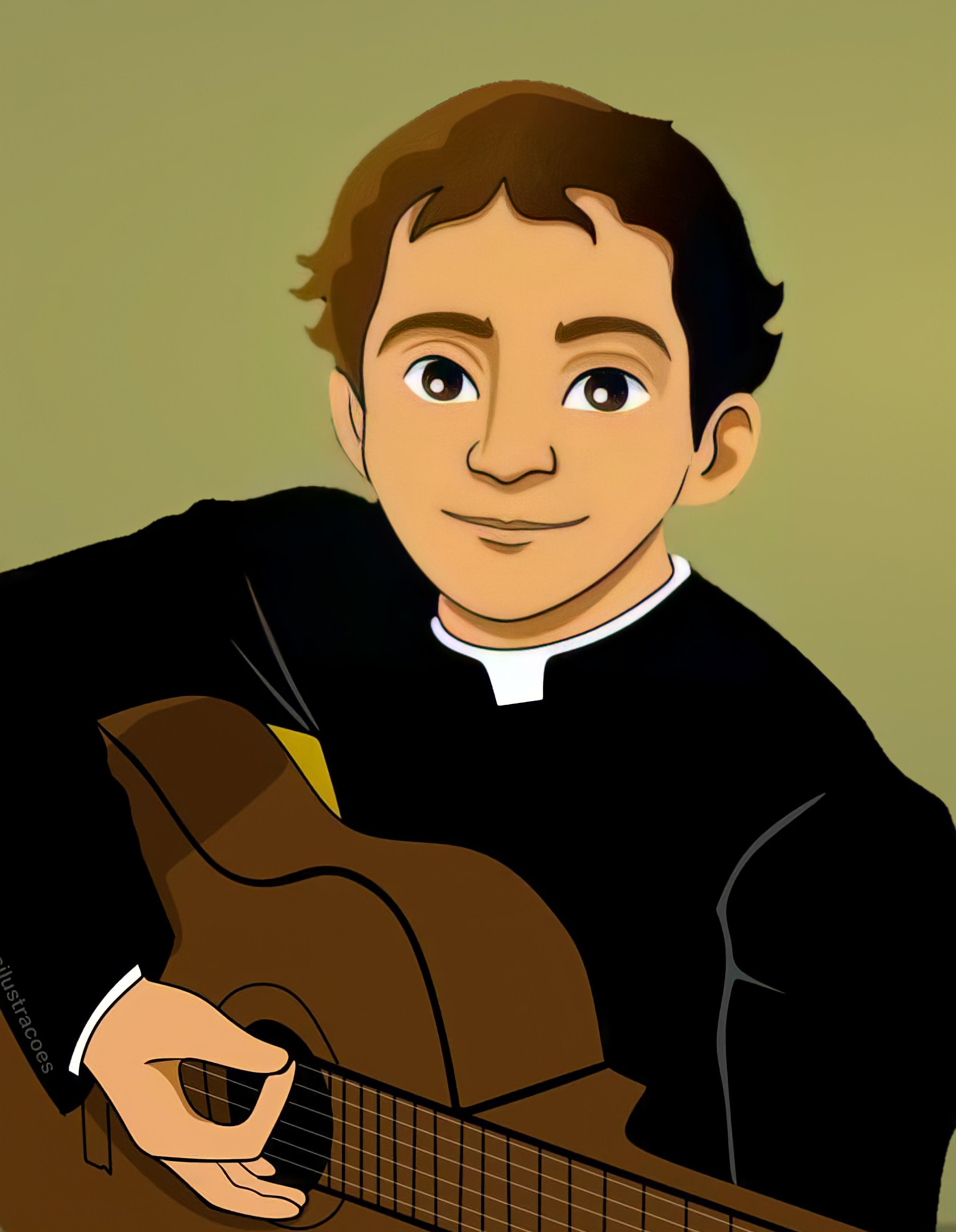 St. John Bosco, Illustration