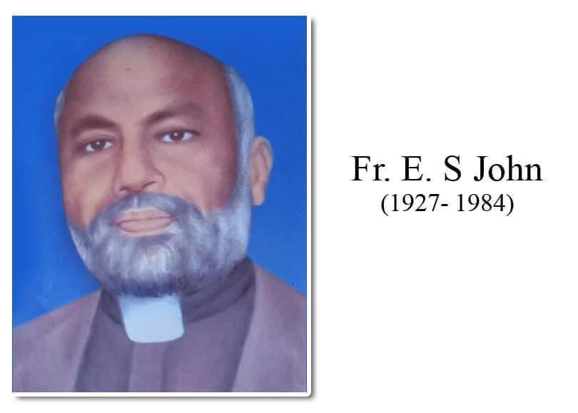 Fr ES John (1927-1984)