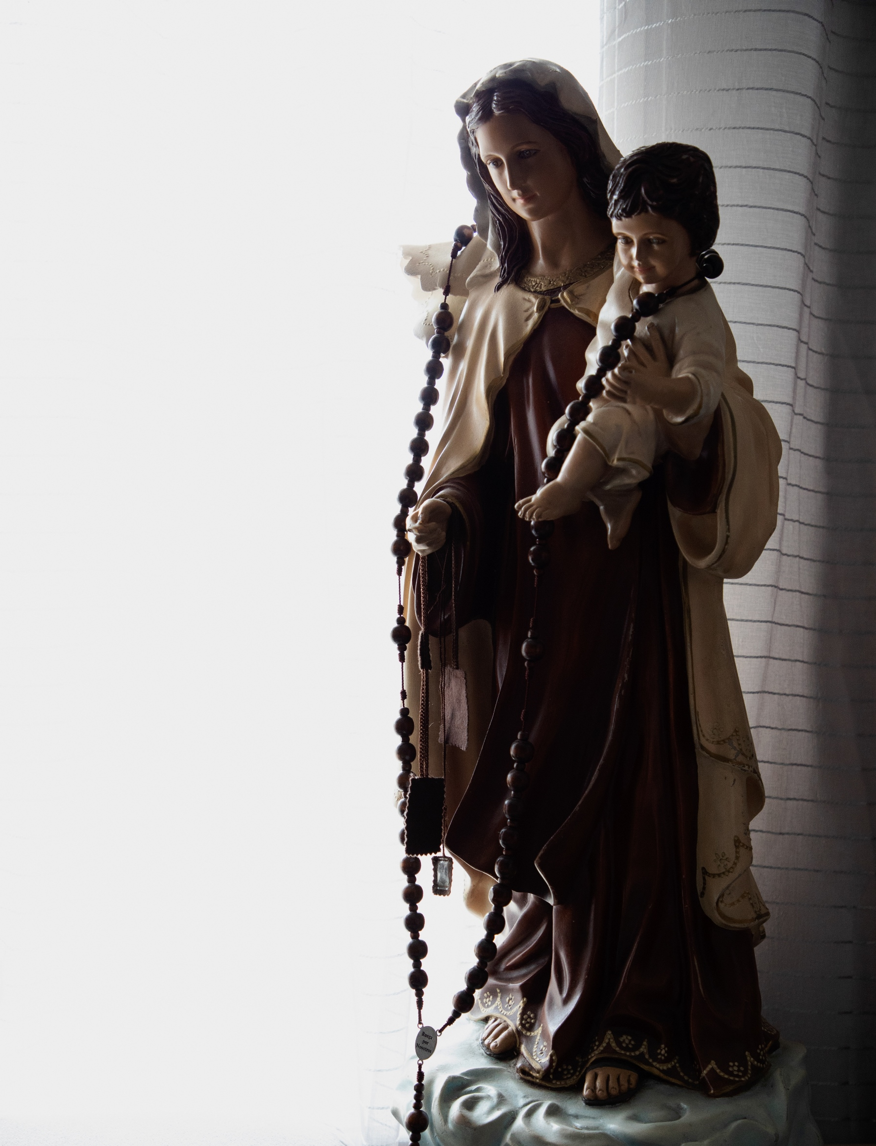 Mother Mary of Rosary