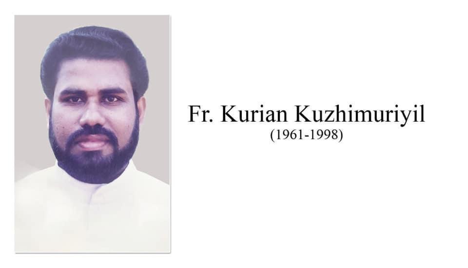 Rev. Fr Kurian Kuzhimuriyil (1961-1998)